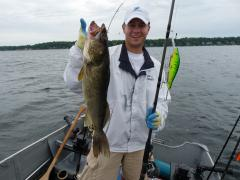 Chautauqua Walleye