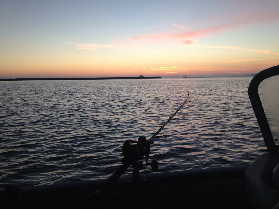 Flybuster lake erie united walleye bass perch for Lake erie perch fishing report central basin