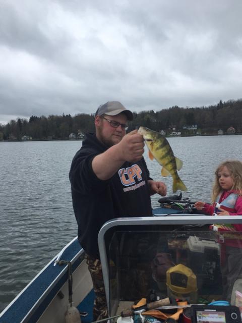 Perch chautauqua lake fishing reports and open for Lake erie perch fishing hot spots
