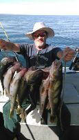 Great escape 39 s content lake erie united walleye bass for Lake erie perch fishing hot spots