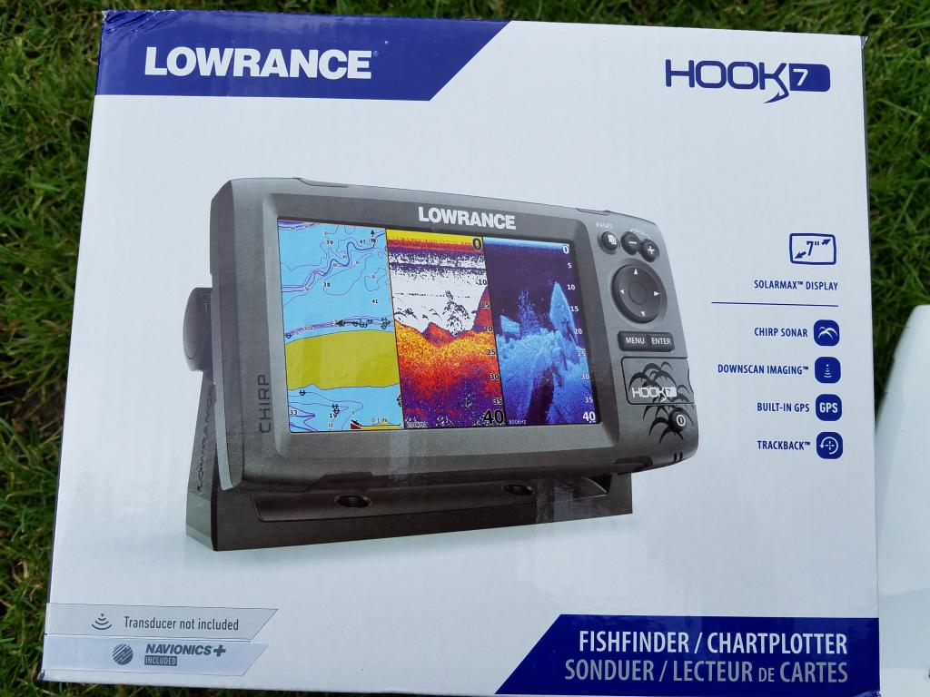 for sale] Lowrance hook 7 - USED - Classifieds - Buy, Sell, Trade or