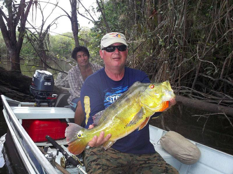 Guyana rainforest 2018 open lake discussion lake erie for Lake erie fishing report 2017