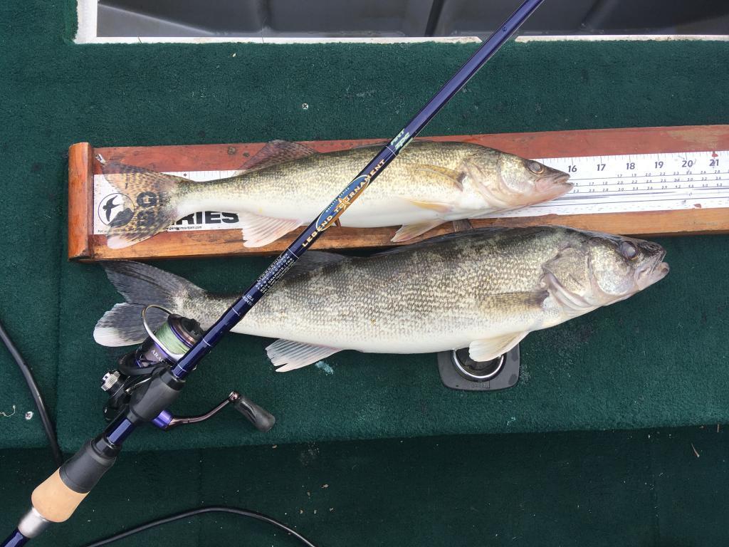 5 5 18 opening day walleye chautauqua lake fishing for Chautauqua lake fishing report